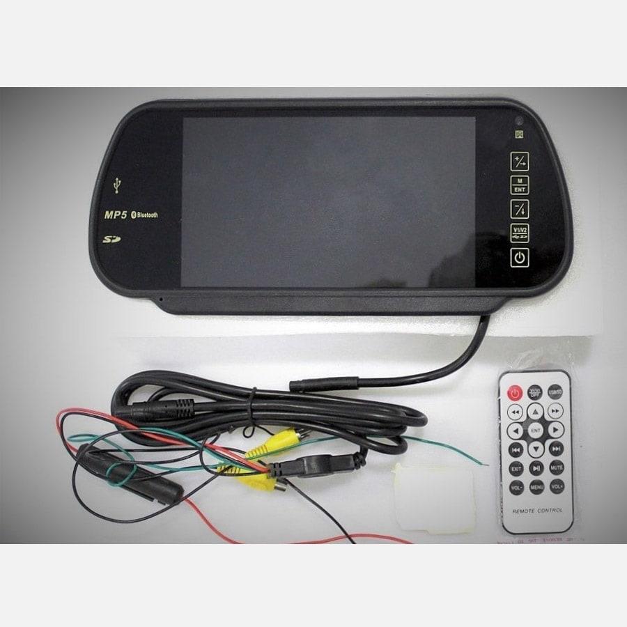 7 inc Aynalı Monitör (Bluetooth)