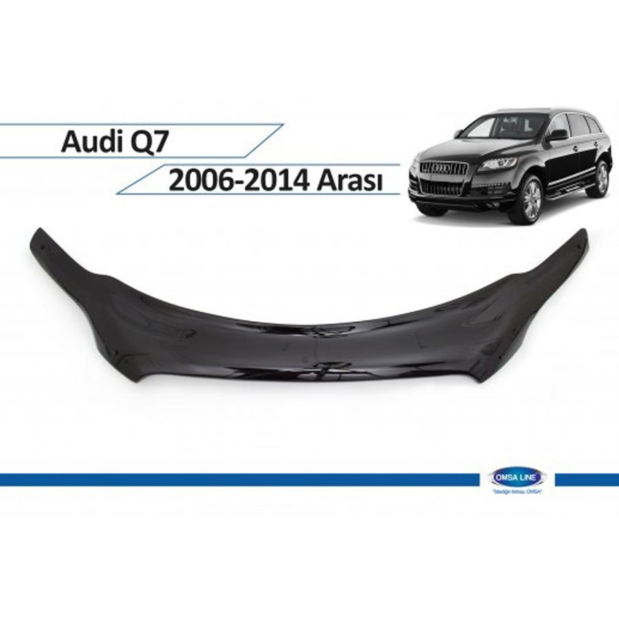 Audi Q7 2006-2015 Ön Kaput Rüzgarlığı Omsa