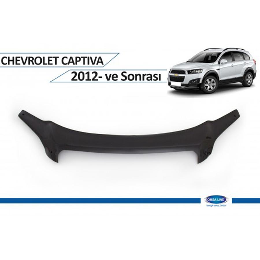 Chevrolet Captiva 2013 -Ön Kaput Rüzgarlığı Omsa