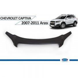 Chevrolet Captiva 2007 - 2011 Ön Kaput Rüzgarlığı Omsa