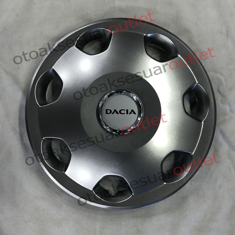 Dacia için Uyumlu Jant Kapağı 13 inc Kırılmaz Esnek 109