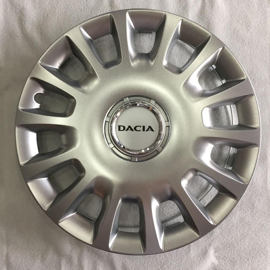 Dacia için Uyumlu Jant Kapağı 13 inc Kırılmaz Esnek 106