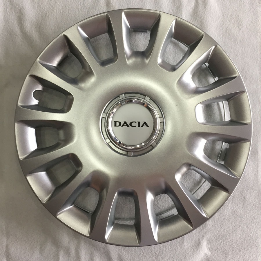 Dacia için Uyumlu Jant Kapağı 14 inc Kırılmaz Esnek 214