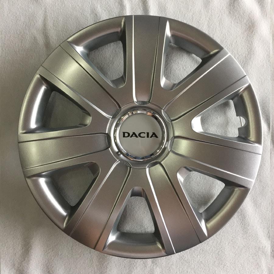 Dacia için Uyumlu Jant Kapağı 14 inc Kırılmaz Esnek 224