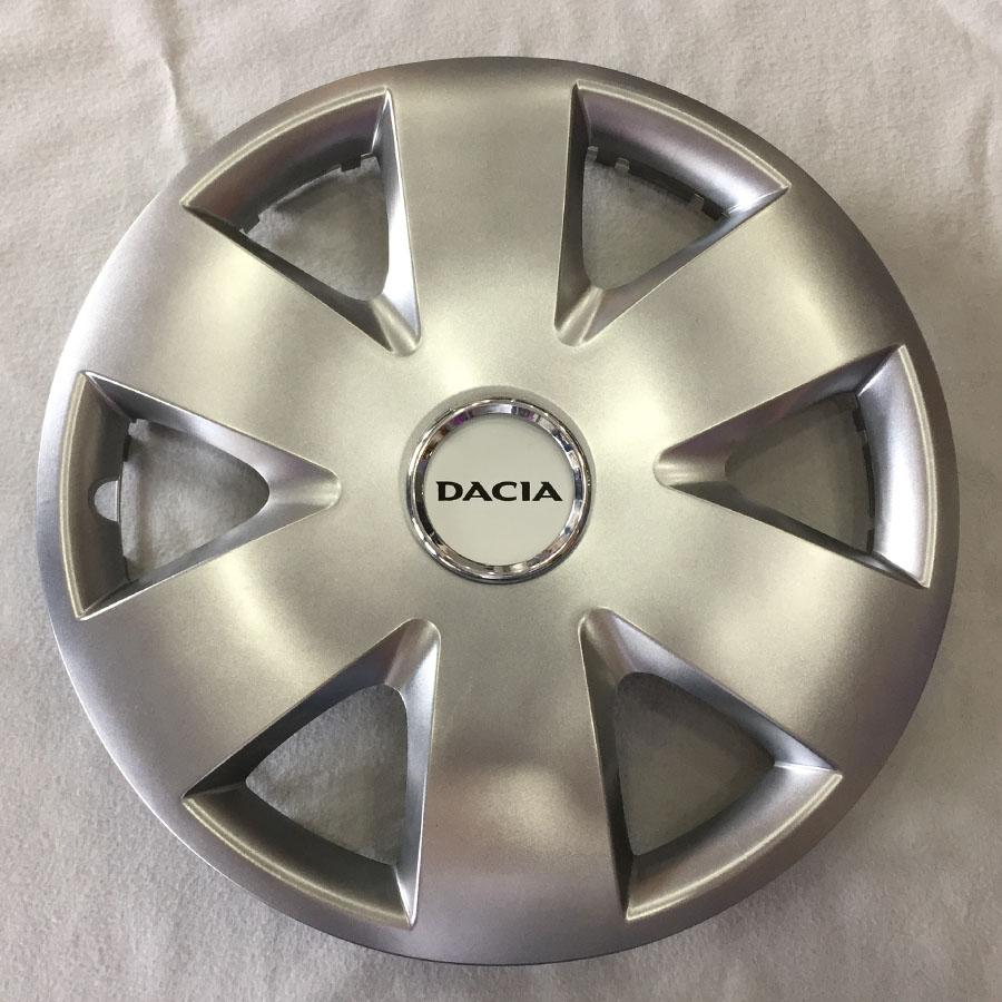 Dacia için Uyumlu Jant Kapağı 15 inc Kırılmaz Esnek 308