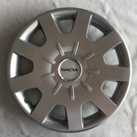 Dacia için Uyumlu Jant Kapağı 15 inc Kırılmaz Esnek 314