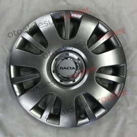 Dacia için Uyumlu Jant Kapağı 16 inc Kırılmaz Esnek 407