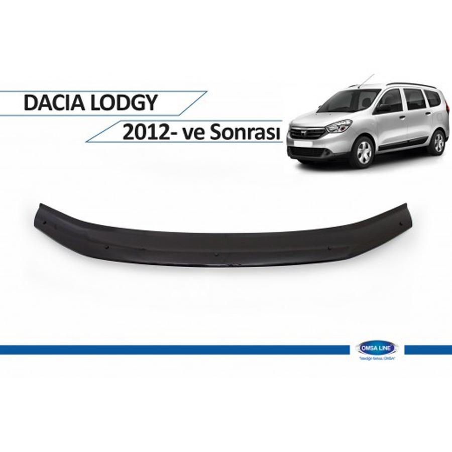 Dacia Lodgy 2012 - Ön Kaput Koruyucu Omsa