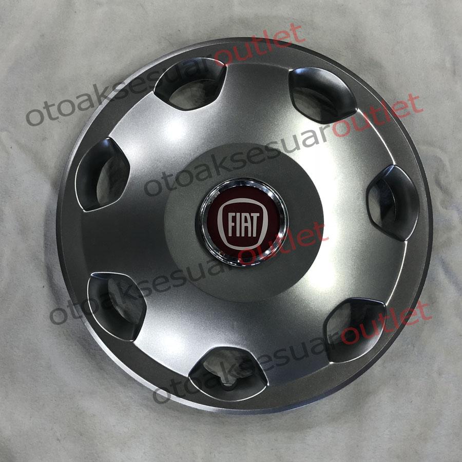 Fiat için Uyumlu Jant Kapağı 13 inc Kırılmaz Esnek 109