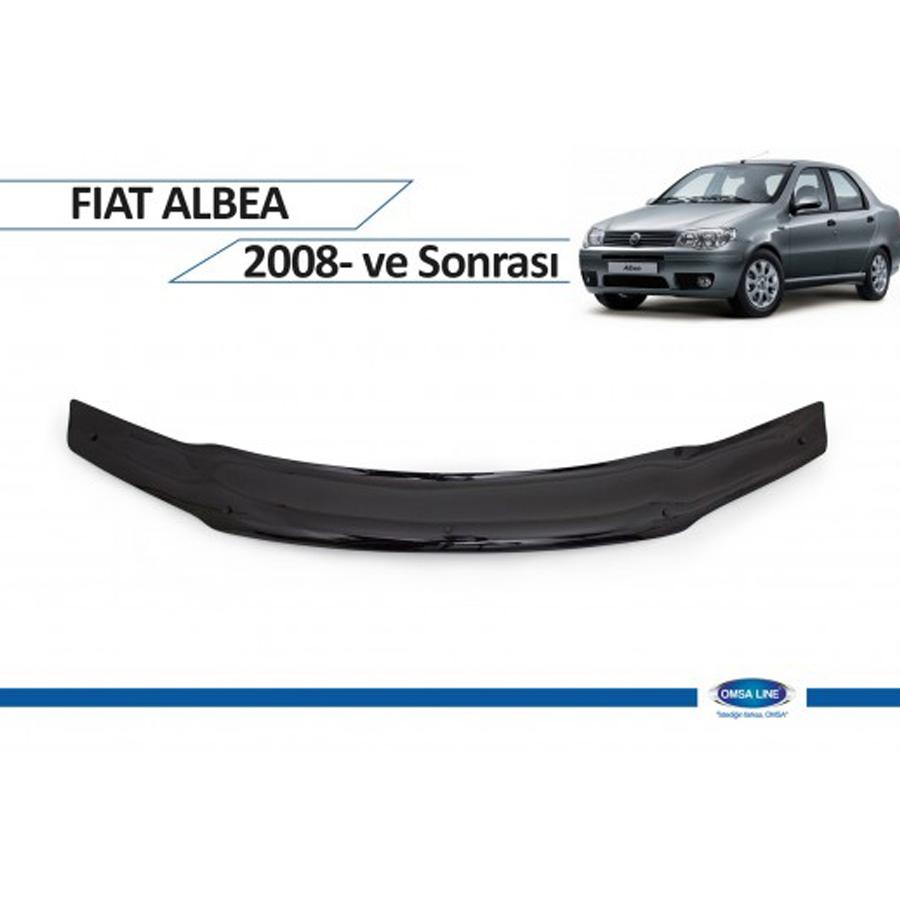 Fiat Albea 2008 -Ön Kaput Rüzgarlığı Omsa