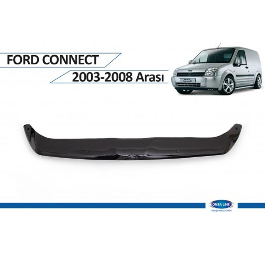 Ford Connect 2003-2008 Ön Kaput Rüzgarlığı Omsa