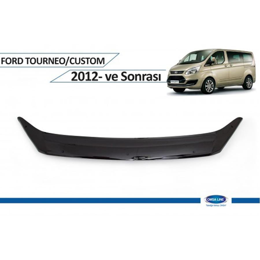 Ford Tourneo Custom Ön Kaput Koruyucu 2012-Sonrası Omsa