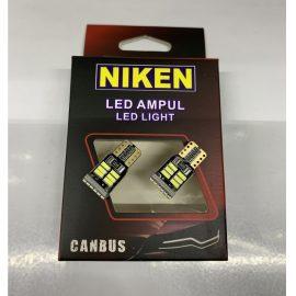Niken Led Ampül T10 Canbus Park Ledi