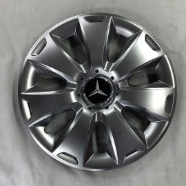 Mercedes için Uyumlu Jant Kapağı 16 inc Kırılmaz Esnek 417