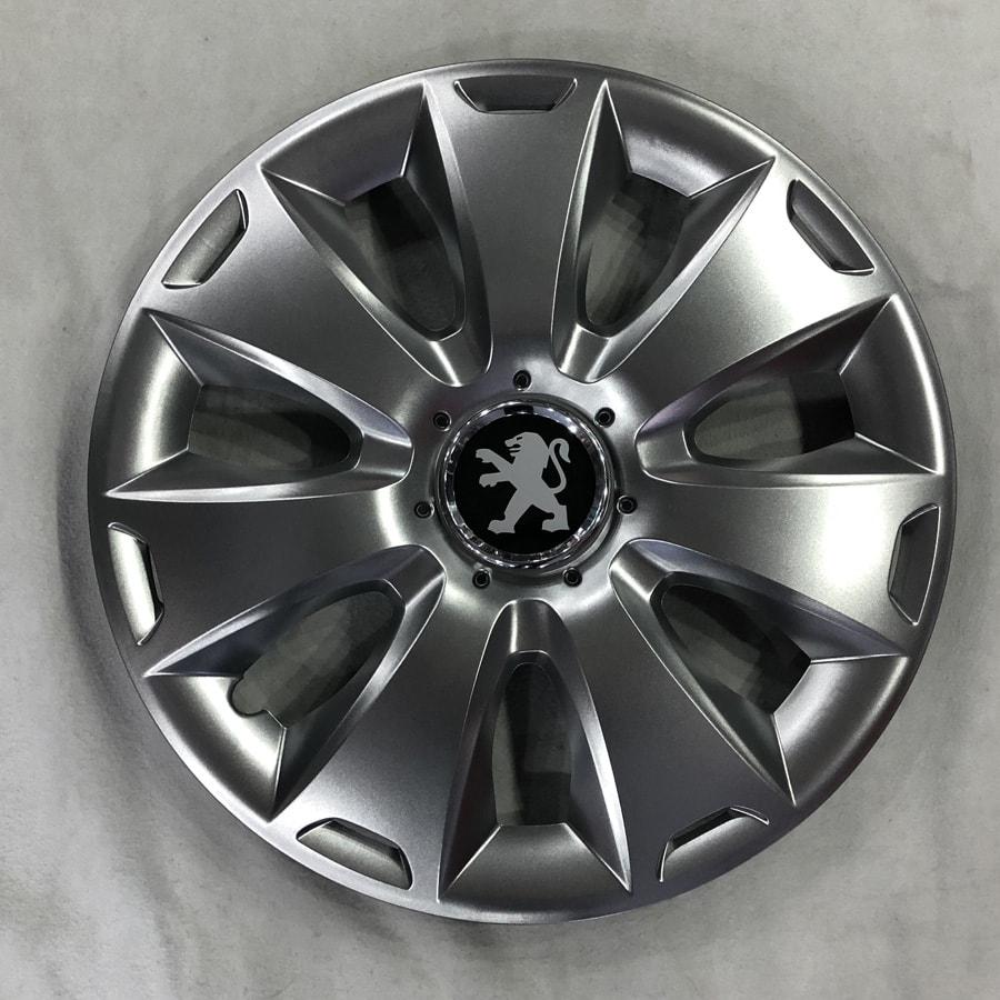 Peugeot için Uyumlu Jant Kapağı 16 inc Kırılmaz Esnek 417