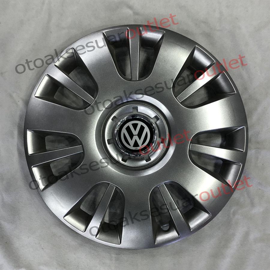Volkswagen için Uyumlu Jant Kapağı 16 inc Kırılmaz Esnek 407