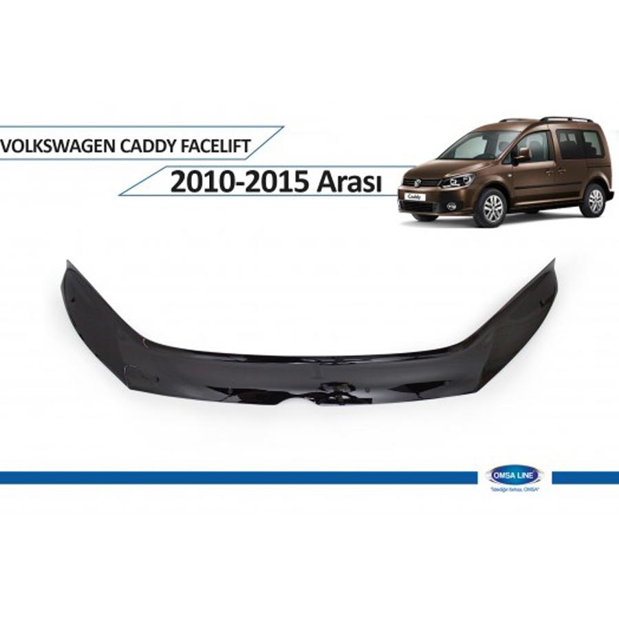 Volkswagen Caddy 2010-2015 Ön Kaput Rüzgarlığı Omsa